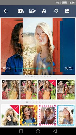 Music video - photo slideshow 46 screenshots 2