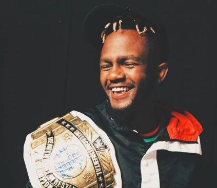 Kwesta has had a stellar year but he's not done yet.