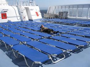 Photo: relax na lodi