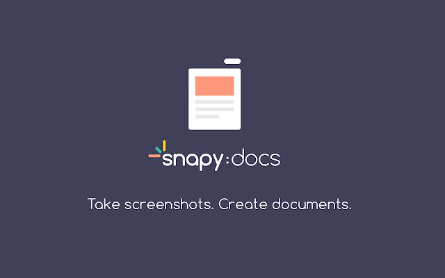 snapy:docs