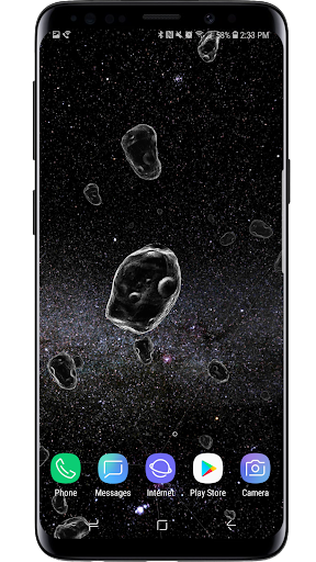 Space Particles 3D Live Wallpaper  screenshots 19