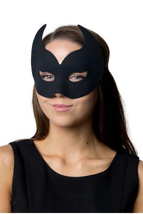 Ögonmask Diavolo, svart