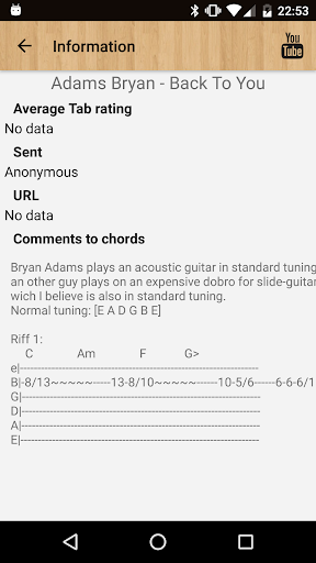 Guitar Songs 7.4.3 vint screenshots 5