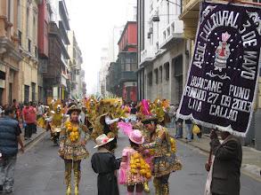 Photo: Lima, Umzug