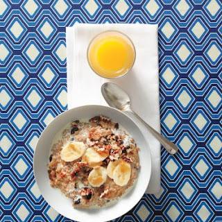 Quinoa and Oat Porridge.
