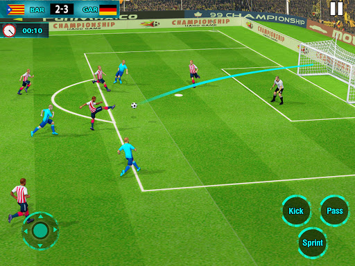 Soccer Leagues Mega Challenge 2021: Football Kings 200021.0 Screenshots 5