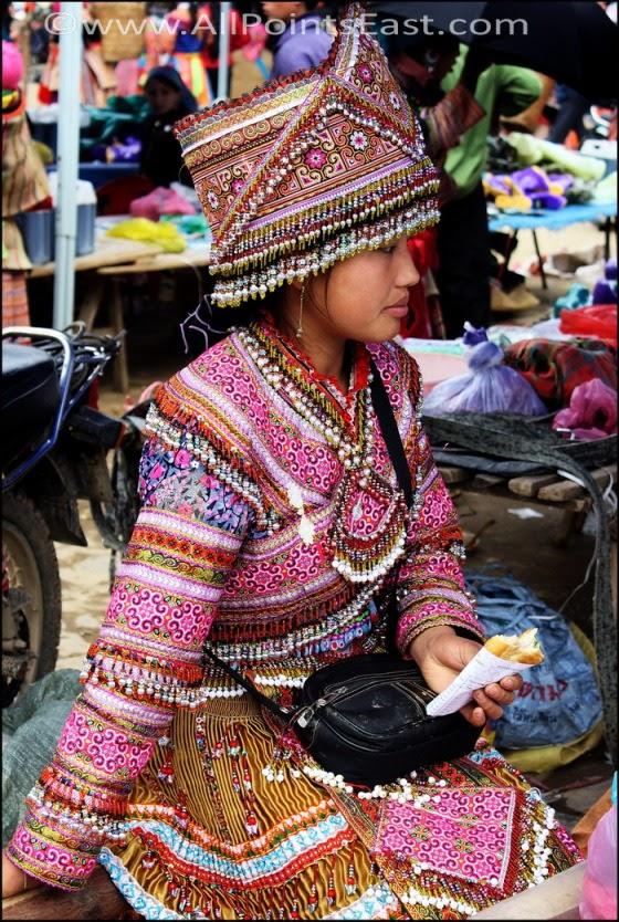 Flower Hmong of Ha Giang, Vietnam