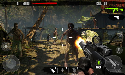 Zombie Shooter Hunt For Zombie 3D 1.03 {cheat|hack|gameplay|apk mod|resources generator} 3