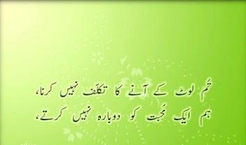 New Urdu Poetry - screenshot thumbnail 13