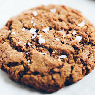 Favorite Almond Butter Cookies.