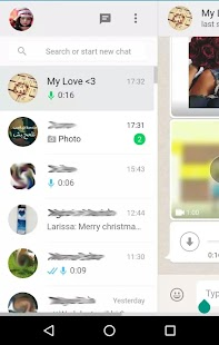 WhatSpy - Spy for Whatsapp - náhled