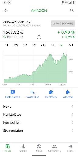 Börse & Aktien - BörsennewsApp  screenshots 2