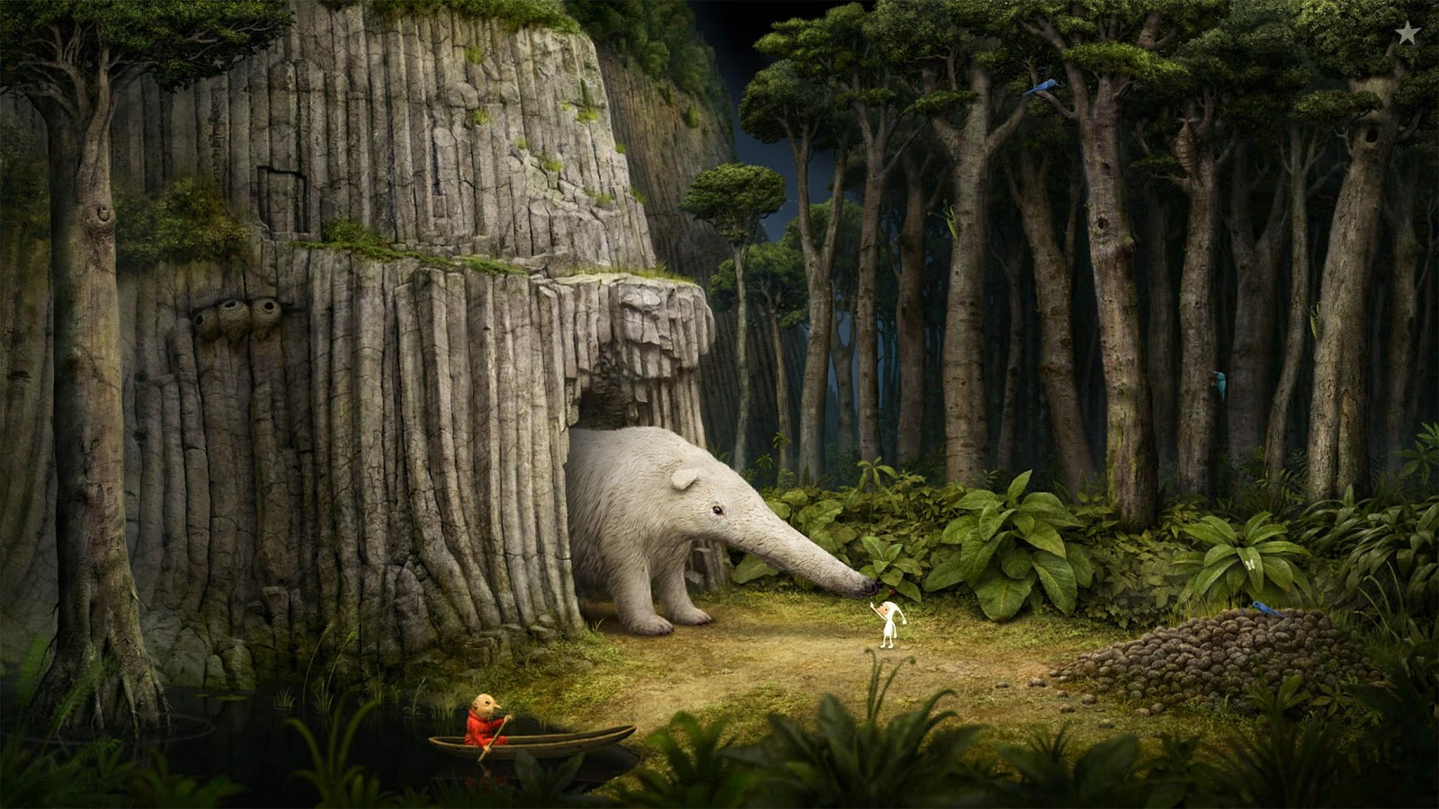Samorost 3- screenshot
