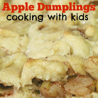 Apple Dumplings Recipe Cooking With Kids