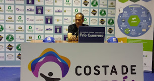 El entrenador del Club Deportivo El Ejido, Fran Alcoy.