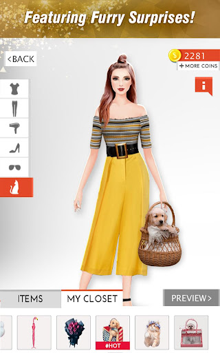 International Fashion Stylist: Model Design Studio 4.0 screenshots 7
