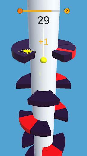 Original Helix Jump 1.0 screenshots 4
