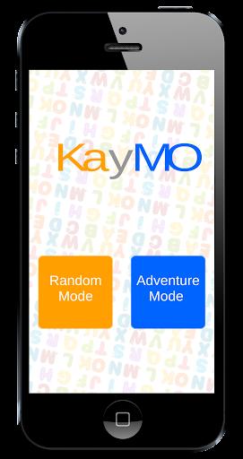 KayMO - Word Game FREE