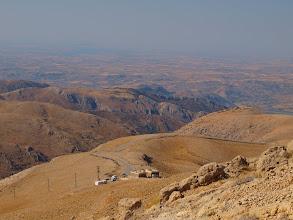 Photo: panoramka z Nemrut Dagi
