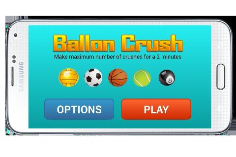 Ballon Crush