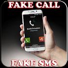 Поддельные SMS & вызов icon