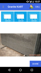 Granite Kart screenshot