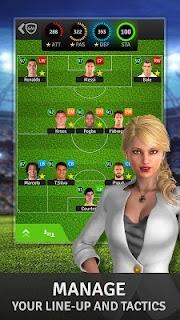 Golden Manager - Football Game screenshot 10