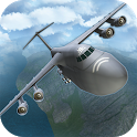 War Plane Flight Simulator icon