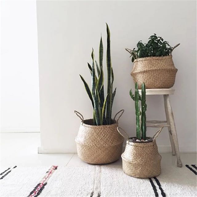 decorate with rattan