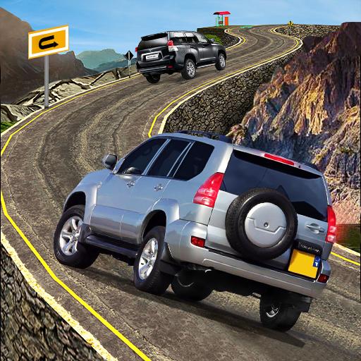 Offroad Prado Car Drifting 3D: New Car Games 2019