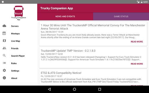 Trucky - Virtual Trucker Companion for PC