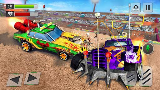 Derby Car Crash Stunts Demolition Derby Games apkpoly screenshots 9