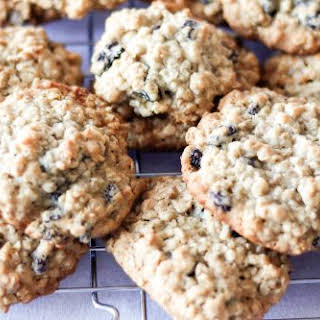 The Best oatmeal and raisin cookies.