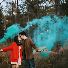 Wedding photographer Diep Hoang (hoangdepi). Photo of 24.09.2018