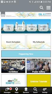 SLAS Events - náhled