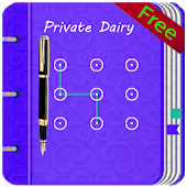 Private Diary with Lock