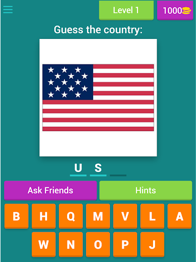 Flag quiz 2019 3.2.7z screenshots 6