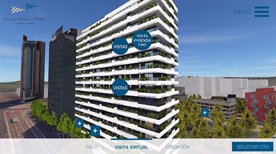 Vía Célere Visita Virtual - náhled