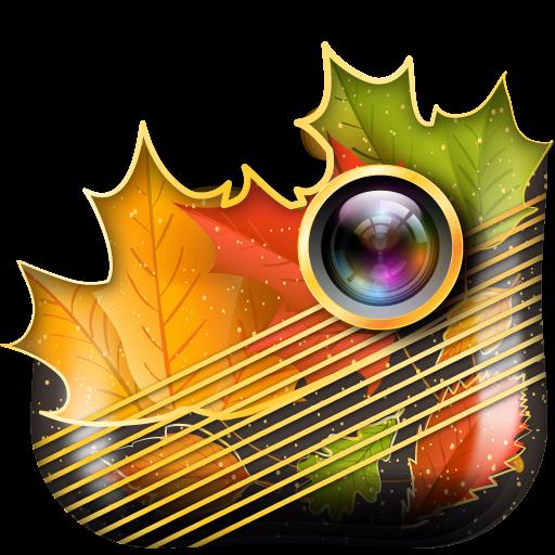秋天拼貼照片編輯器 個人化 App LOGO-硬是要APP