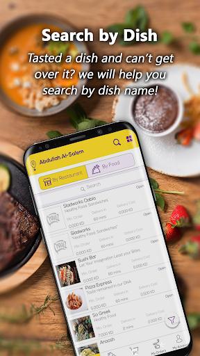 Cravez - Food Delivery 1.5.26 screenshots 4
