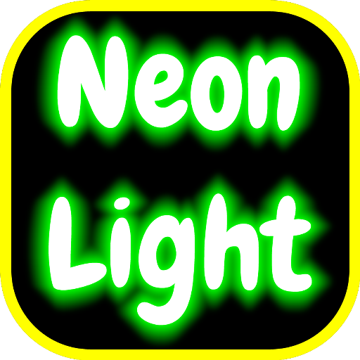 Neon Light Board For Scrolling Text Aplikasi Di Google Play