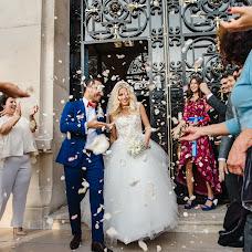 Bröllopsfotograf Vadim Kochetov (NicepicParis). Foto av 21.12.2018