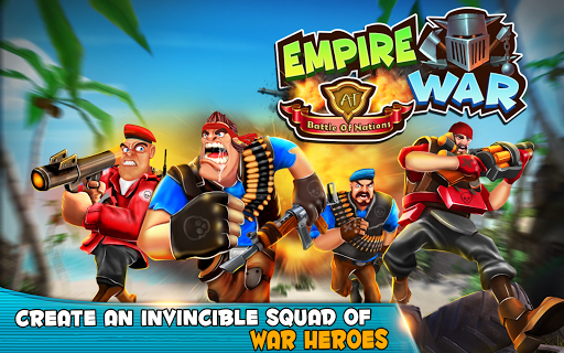Download Empire At War: Battle Of Nations – Online Games apk 2020
