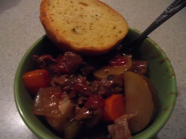 Autumn - Superb Beef Stew!