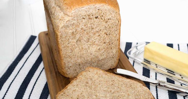 Chris' Bran Bread – Revisited Recipe