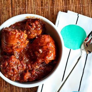 Enchilado de Langosta y Camarones (Lobster Creole)