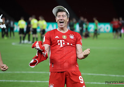 Robert Lewandowski est The Best