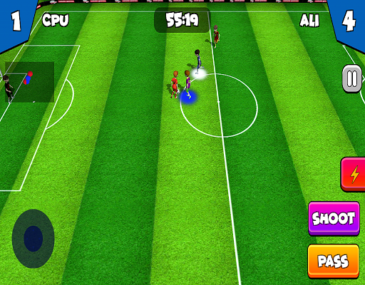 Soccer Heroes! Ultimate Football Games 2018 2.4 screenshots 10