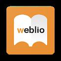 英語辞書アプリWeblio - 英和辞典/和英辞典・英語翻訳・英語訳・発音・勉強・単語・リスニング icon