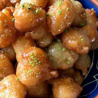 Turkish Lokma (Fried Sweet Dough) | Episode 330.